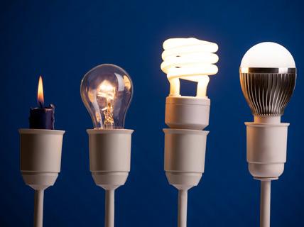 Опасно ли светодиодное освещение для человека?