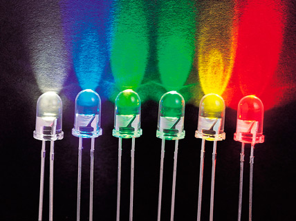 Oсновы и принципы работы светодиодов