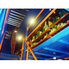 Освещение склада 2