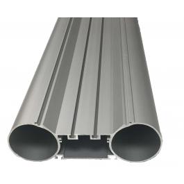 Профиль алюминиевый ES LUMO для промышленных светильников